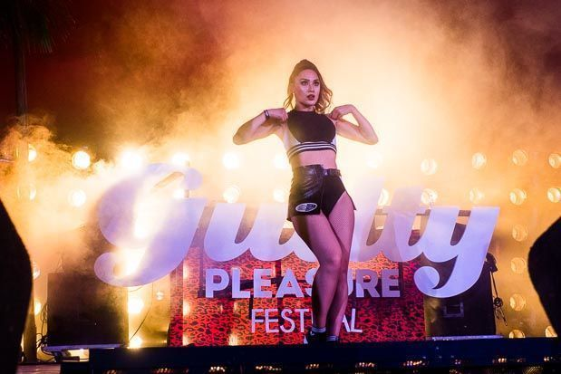 uilty Pleasure Festival 2018